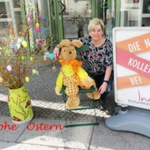 Ines Schuhmoden Frohe Ostern 2018