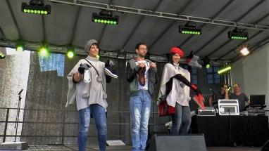 Ines Schuhmoden Modenschau Stadtfest 2018 Nr. 3