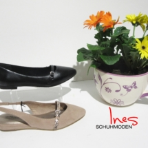 Ines Schuhmoden Ballerinas