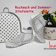 Ines Schuhmoden Sommerstiefelette