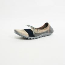 Ines Schuhmoden Leguano Barfußschuhe Ballerina bunt