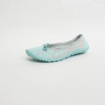 Ines Schuhmoden Leguano Barfußschuhe Ballerina mint
