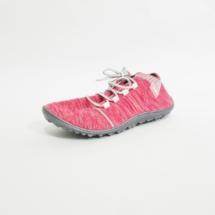 Ines Schuhmoden Leguano Barfußschuhe Knöchel rosa