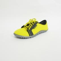 Ines Schuhmoden Leguano Barfußschuhe gelb