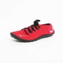 Ines Schuhmoden Leguano Barfußschuhe rot